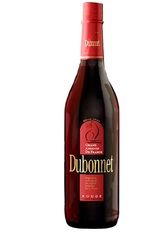 Dubonnet Rouge bottle