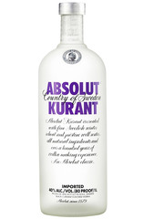 absolut kurant vodka 1000ml