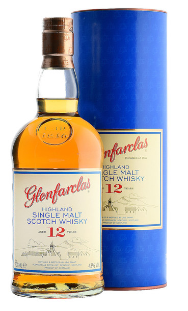 Glenfarclas 12 Year 700ml w/Gift Box