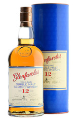 Glenfarclas 12 Year bottle with box