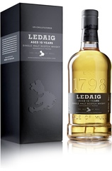 Ledaig 10 Year bottle w/Gift Box