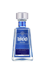 Jose Cuervo 1800 Reserva Silver bottle