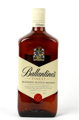 ballantines finest 1L bottle