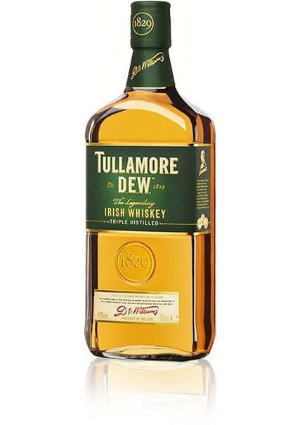 Tullamore D.E.W. Original Irish Whisky 1L