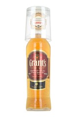 Grants with Gift Glass 1L bottle and glass