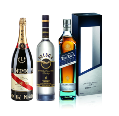 CNY 2018 Whisky Vodka Champagne Bundle
