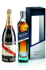 CNY 2018 Whisky Champagne Set