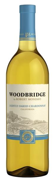 Woodbridge Lightly Oaked Chardonnay Bottle