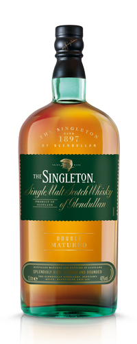 Singleton Of Glendullan Double Matured 1L w/Gift Box