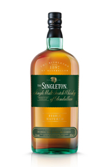 Singleton Of Glendullan Double Matured Bottle