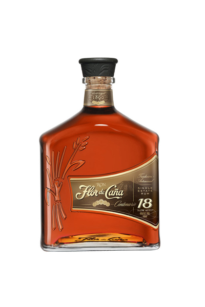 Flor de Caña Centenario Gold 18 Year 750ml Bottle