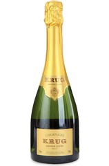 Krug Grande Cuvee bottle