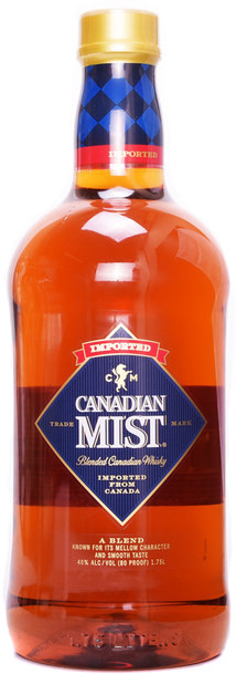 Canadian Mist 1L Bottle