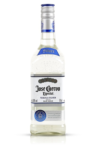 Jose Cuervo Especial Silver Bottle
