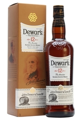 Dewar's 12 Year 750ml bottle