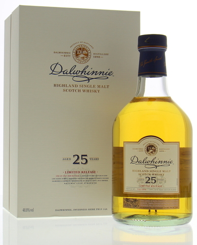 Dalwhinnie 25 Year w/Gift Box 750ml 750ml