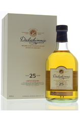 Dalwhinnie 25 Year Bottle with Box