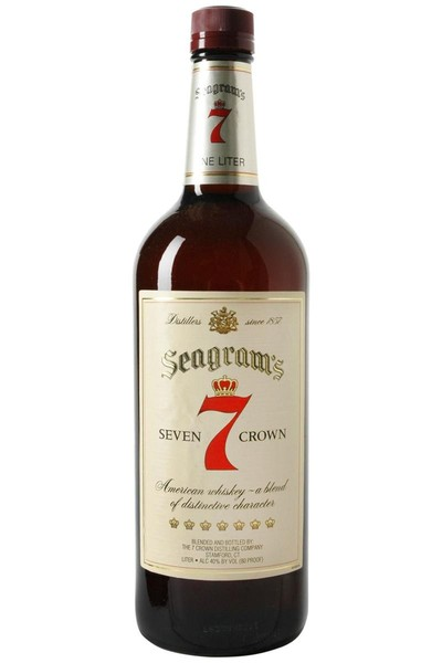 Seagram's Seven Crown 1L