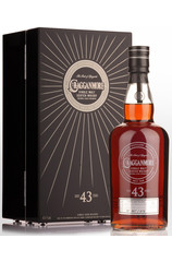 Cragganmore 43 Year Bottle with box