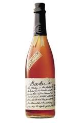 Booker's Small Batch Bourbon Bottle