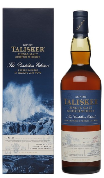 Talisker Distillers Edition w/Gift Box