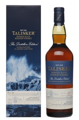 Talisker Distillers Edition Bottle and Box