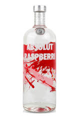 absolut raspberri vodka 1000ml