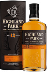 Highland Park 12 Year 700ml w/Gift Box