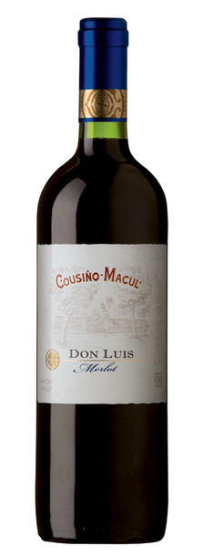 Cousiño Macul Don Luis Merlot 750ml