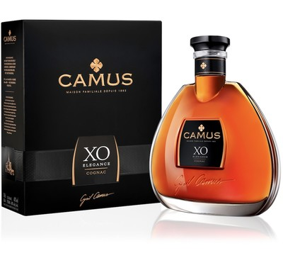 Camus XO Excellence 700ml bottle and box