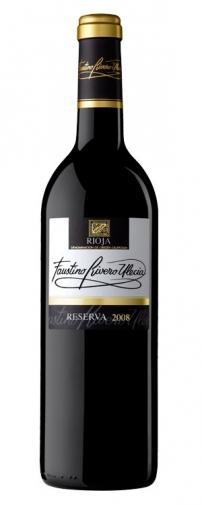 Faustino Rivero Ulecia Reserva bottle
