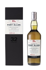 Port Ellen 32 Year 750ml Bottle with box