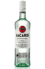 Bacardi Carta Blanca Bottle