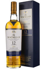 Macallan 12 Year Double Cask Bottle with box