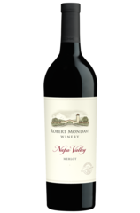 Robert Mondavi Merlot Napa Bottle