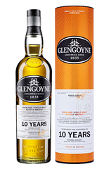 Glengoyne 10 Year 700ml Bottle with box