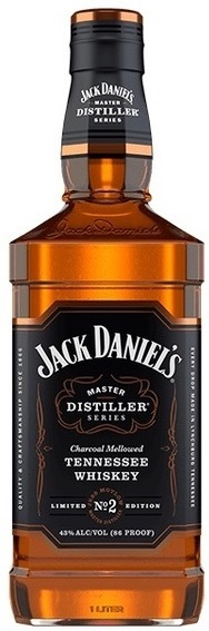 Jack Daniels Master Distiller 700ml Bottle