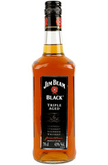 Jim Beam Black Triple Aged 6 Year Bottle