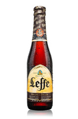 Leffe Brown Beer Bottle