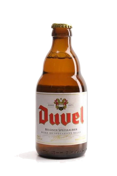 WSJ+ Duvel Premium Beer (24 bottles)