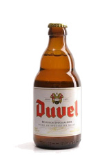 Duvel Beer Bottle