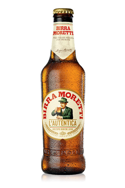 WSJ+ Moretti Premium Beer (24 bottles) 330ml