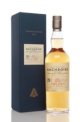 Auchroisk 25 Year bottle and box