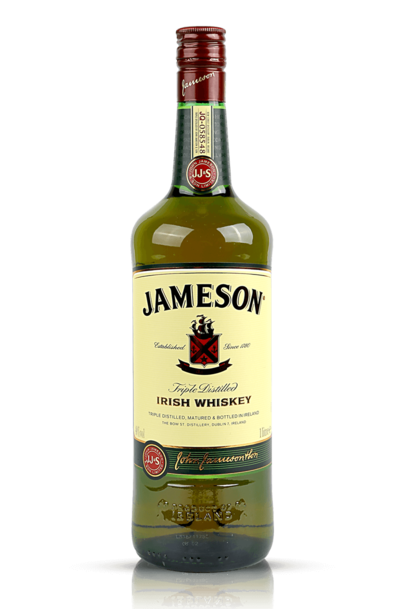 John Jameson Irish Whiskey 1L
