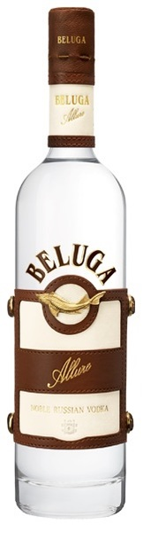Beluga allure bottle