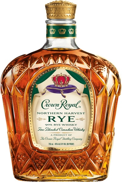 Crown Royal Northern Harvest Rye 1L w/Gift Box
