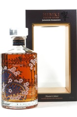 Hibiki Japanese Harmony Master's Select Special Edition bottle with Box