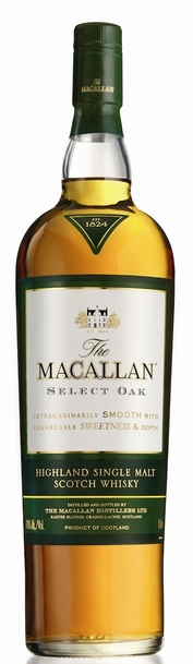 Macallan Select Oak 1L 1000ml