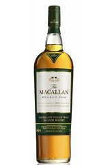 Macallan Select Oak 1L Bottle