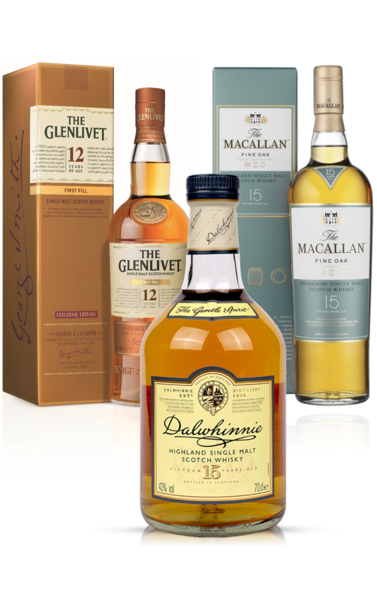 Christmas Single Malts Bundle